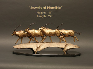 Jewels of Namibia