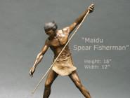 Maidu Spear Fisherman
