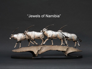Silver Jewels of Namibia