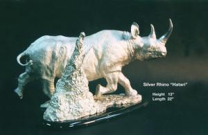 Silver Hatari