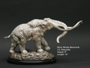 Silver Woolly Mammoth