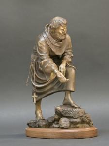 St. Francis maquette